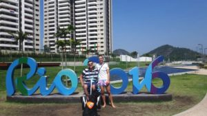 Blumil in Rio 2016