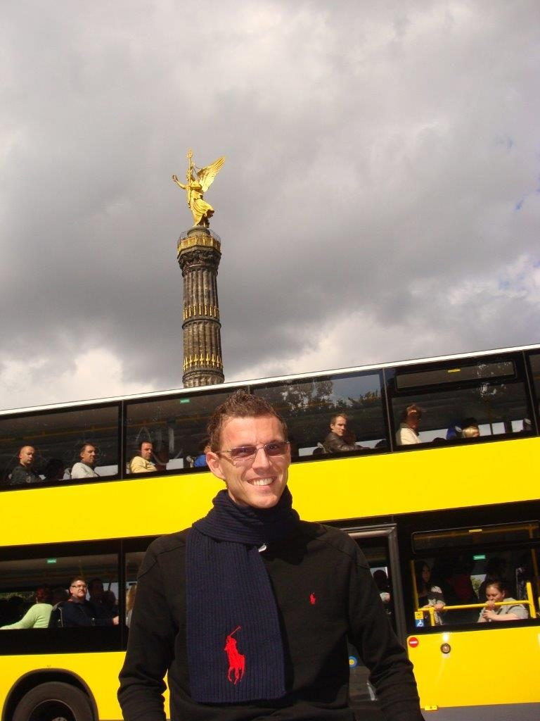 Berlin, Germany, Milo's accessibility rating, Berlin Victory Column