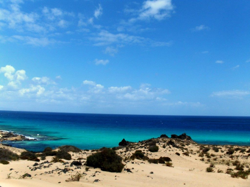 Fuerteventura, The Canary Islands, Spain, best accessible vacation, electric wheelchair, wheelchair friendly travel destinations