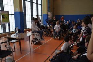 Blumil at rehabilitation equipment fair