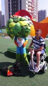 Blumil s3 ride in Rio