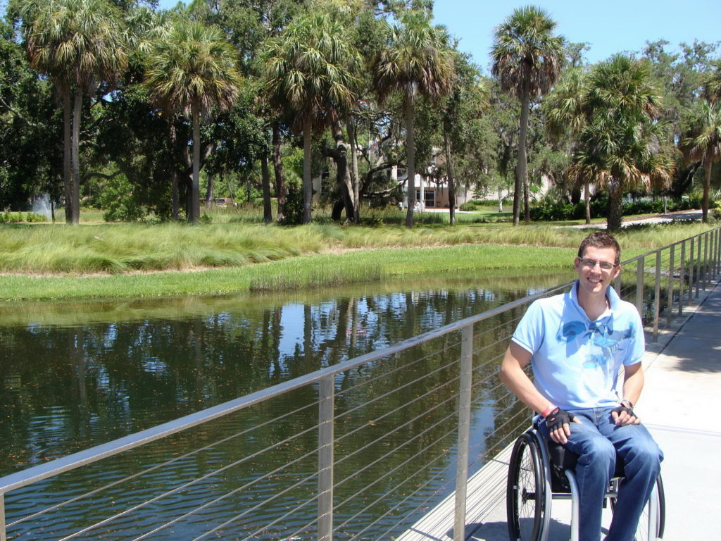 Visit to Lakes Regional Park, Fort Myers, Florida, The United States