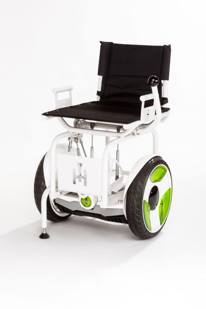 Electric wheelchair, Blumil