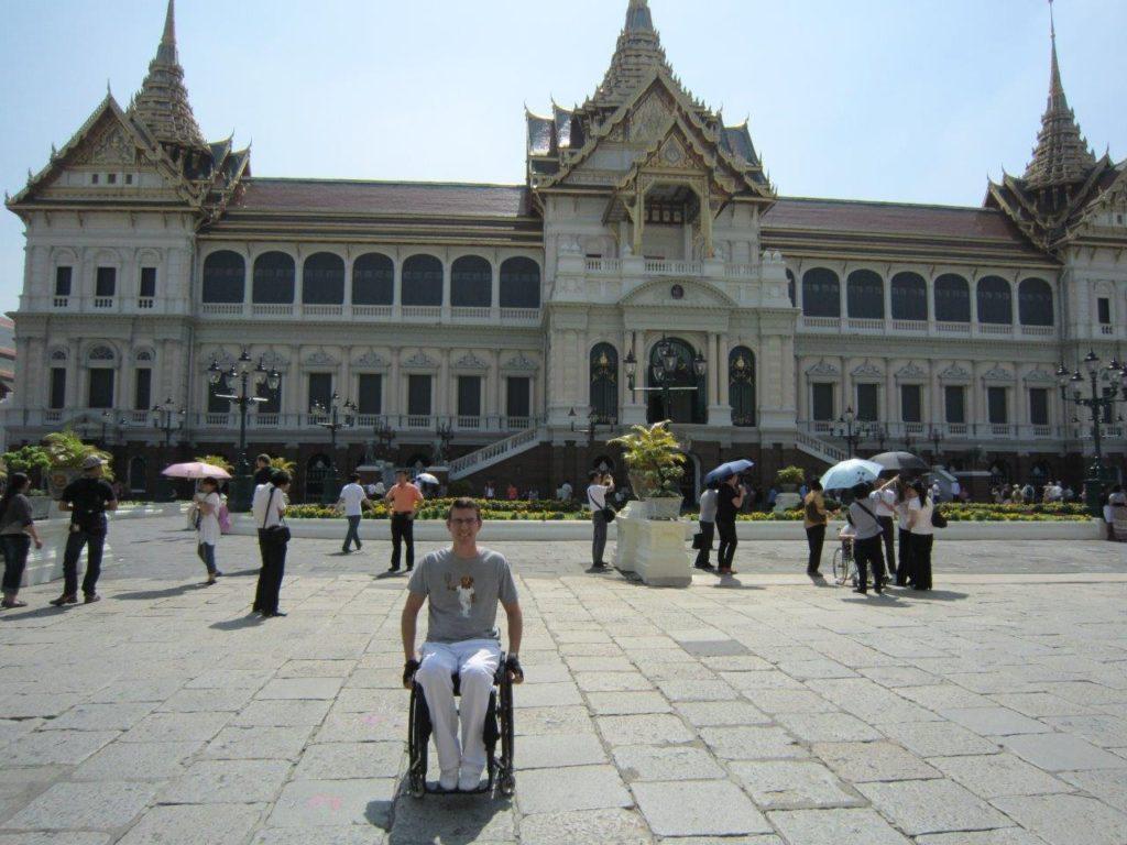 The Grand Palace, Thailand, Bangkok