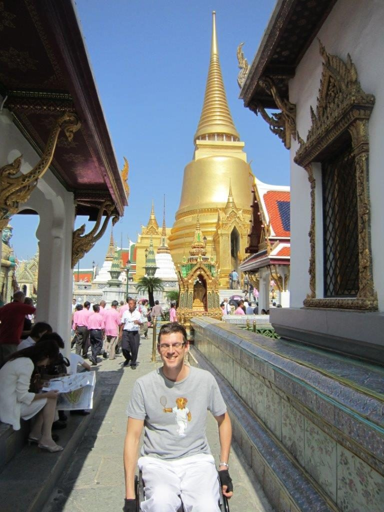Thailand, Bangkok, The Grand Palace