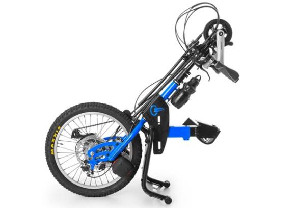handbike, wheelchair