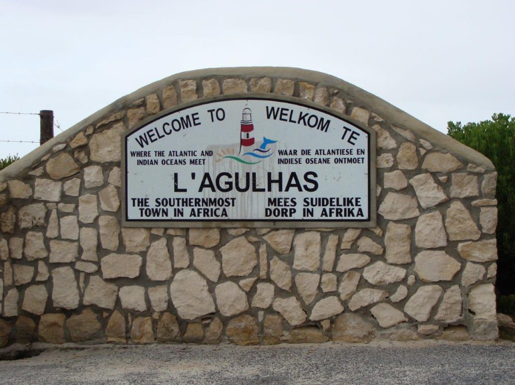 L'Agulhas, South Africa, travel with a wheelchair, accessible travelling