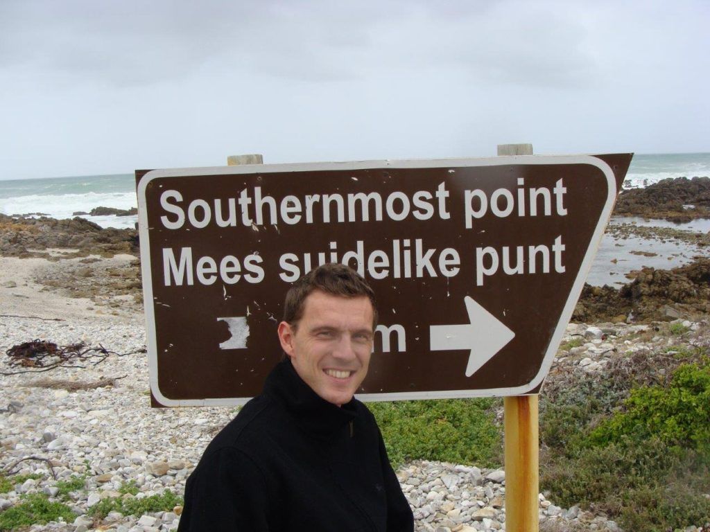 southernmost point of South Africa, L'Agulhas, travel with a wheelchair, accessible traveling