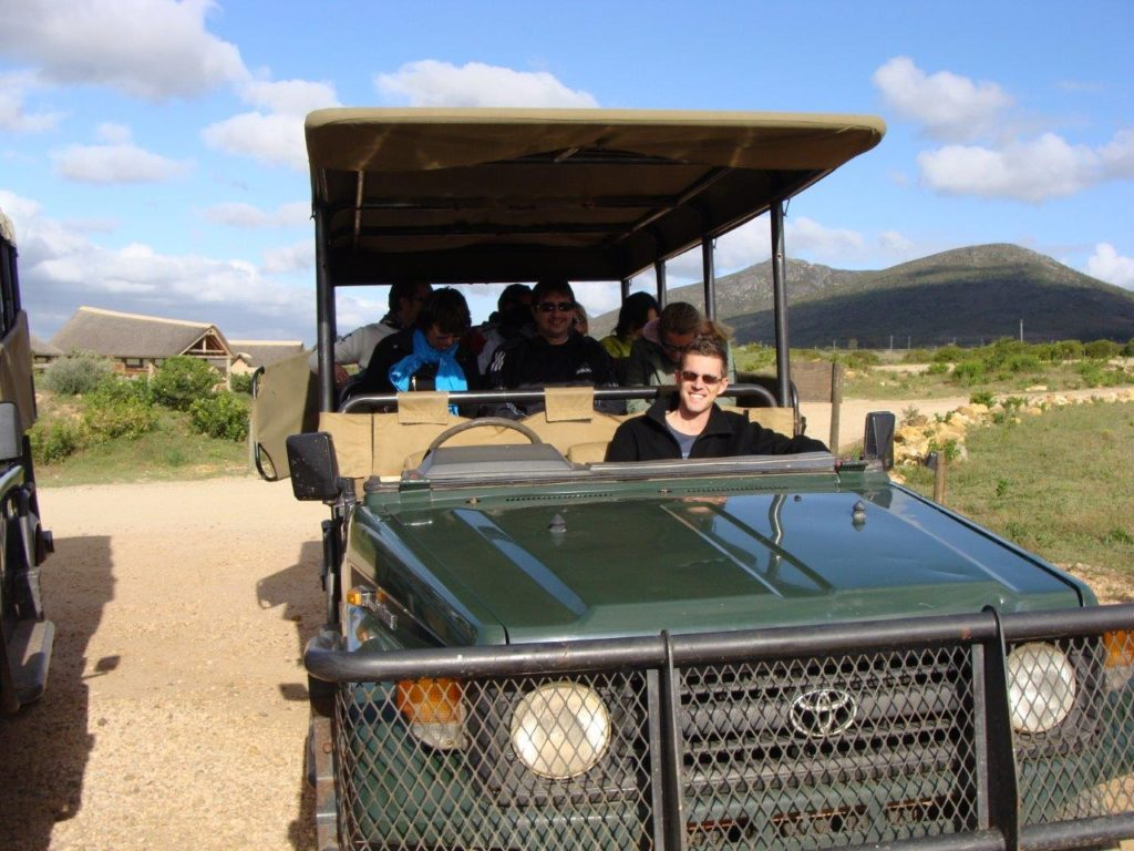 Safari, South Africa, accessible travel, travel with a wheelchair