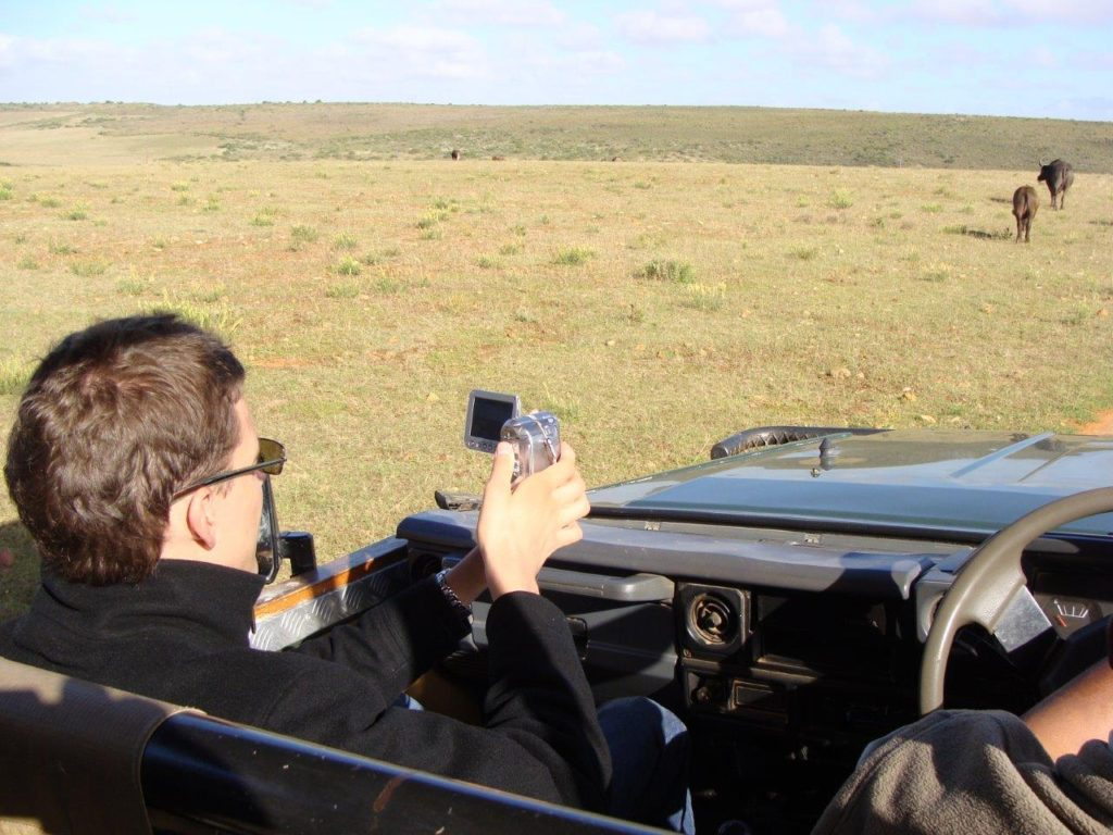 Safari, South Africa, travel in a wheelchair, accessible travel