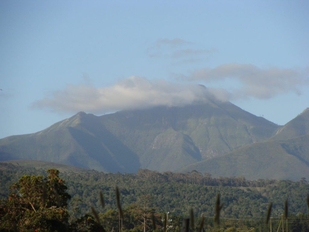 Outeniqua Mountains, South Africa, travel in an electric wheelchair, accessible travel