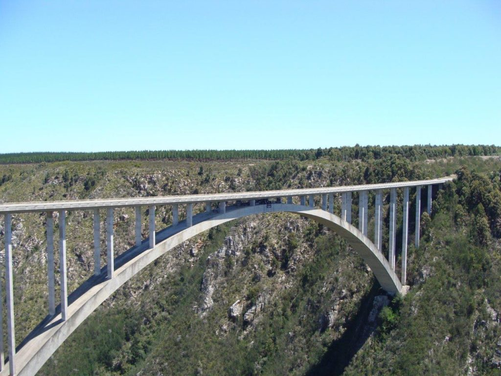 Bloukrans Bridge Bungy, South Africa, accessible travel, travel in a wheelchair