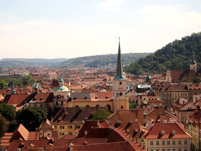 Prague, Czech Republic, accessible traveling, travel in an electric wheelchair