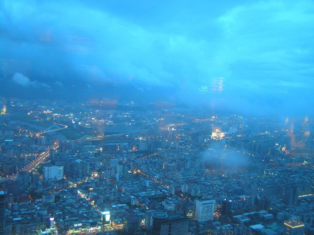 Taipei, Taiwan, accessible traveling, travel in an electric wheelchair
