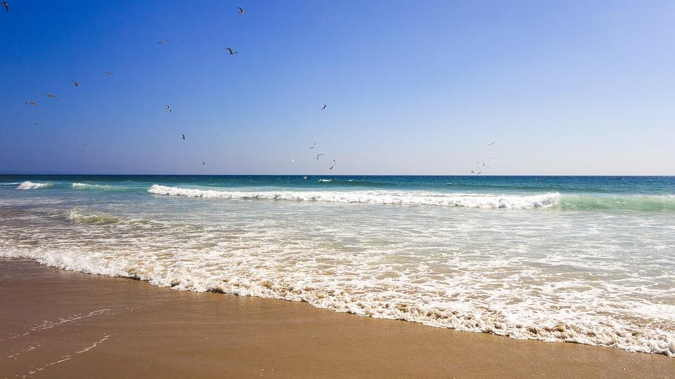 Costa de caparica, Portugal, accessible travel, beach life, travel in an electric wheelchair