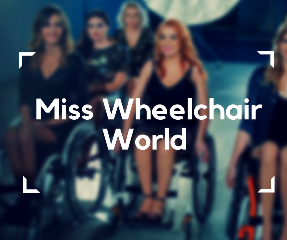 Miss wheelchair world, miss wheelchair contest, international event, Warsaw