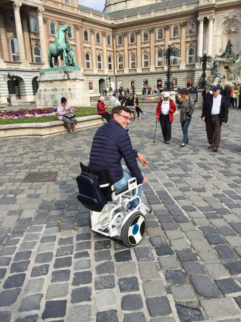 Budapest, Hungary, accessible travel, travel with a wheelchair, travel on an electric wheelchair, electric wheelchair