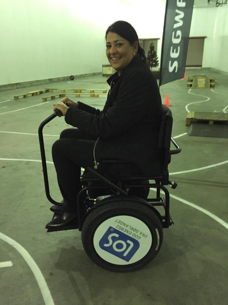 Blumil electric wheelchair users in Norway, accessible travel, wheelchair friendly travel