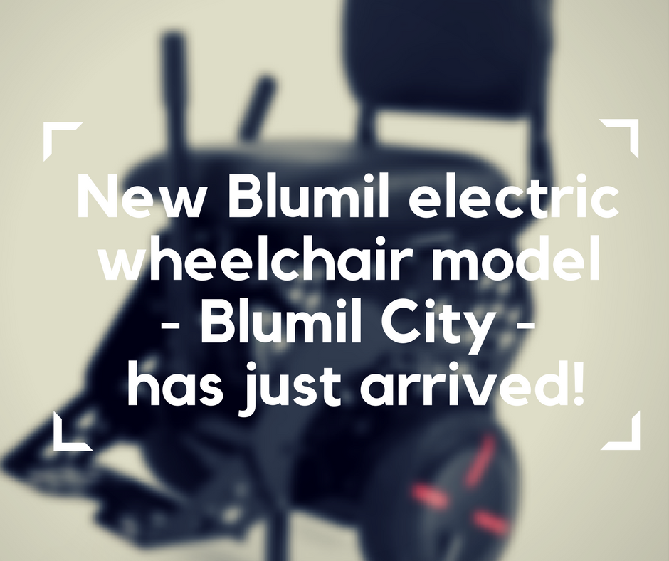 Blumil city, electric wheelchair, accessible travel