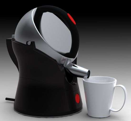 Rotary kettle, wheelchair users, gifts for wheelchair users, electric wheelchair