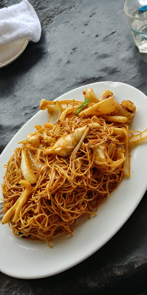 noodles, food in the asian style, asian food festival, foodie, electric wheelchair, accessible traveling