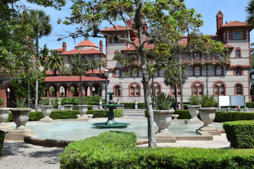 St. Augustine, Florida, USA, accessible USA, wheelchair friendly Florida, travel in an electric wheelchair