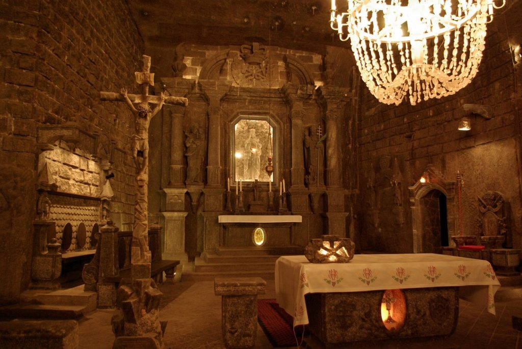 Wieliczka Salt Mine, Poland, electric wheelchair, polish tourist attractions, places to visit in Poland, accessible travel, wheelchair friendly travel, Poland in a wheelchair, wheelchair friendly Poland, vacations in Poland