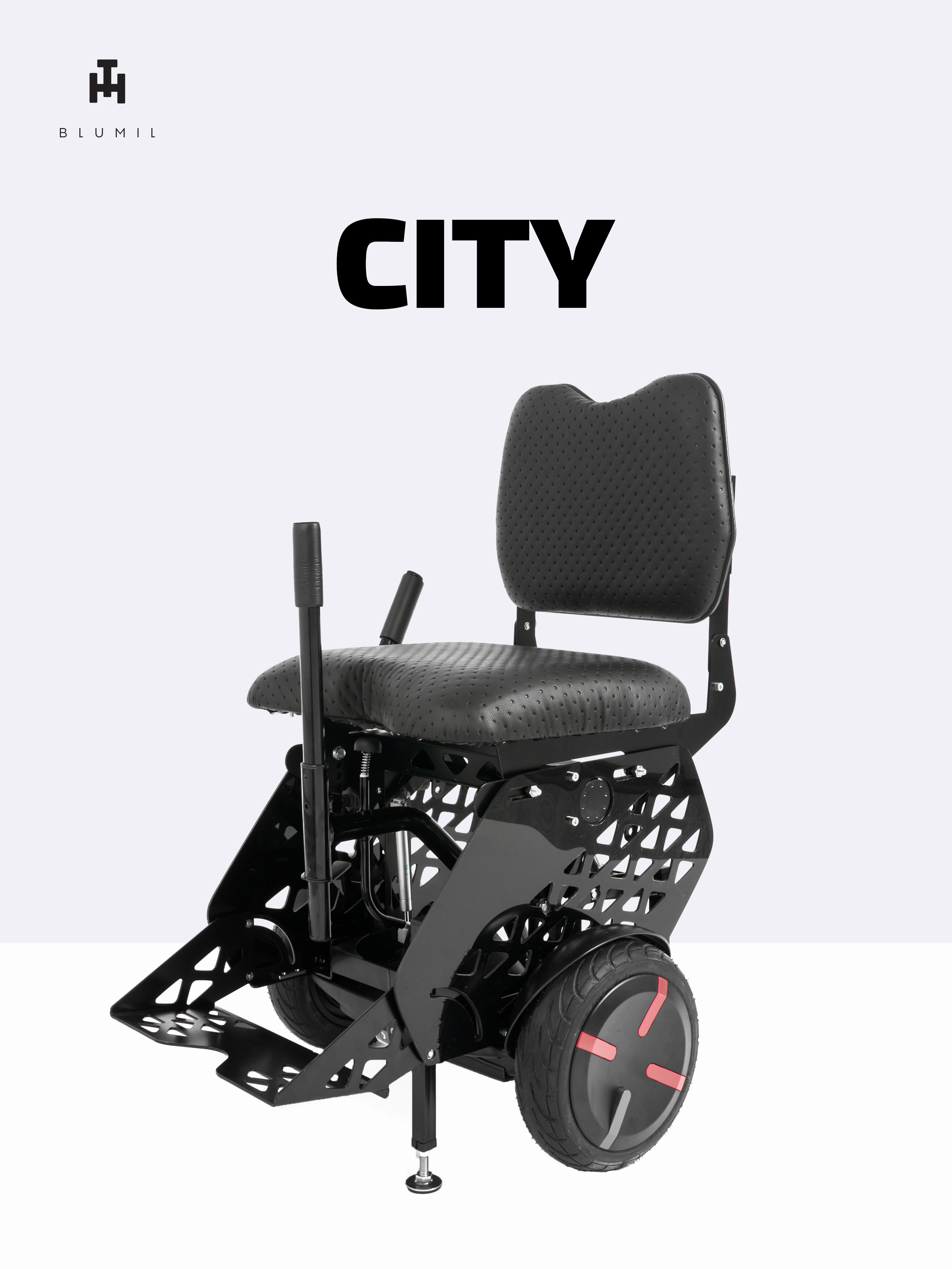 Electric motorized wheelchairs – BLUMIL Experience Freedom