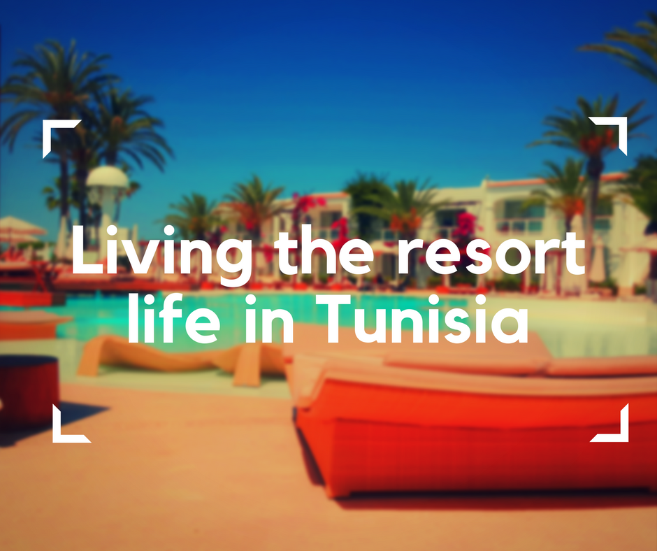 Accessible travelling, Tunisia, resorts