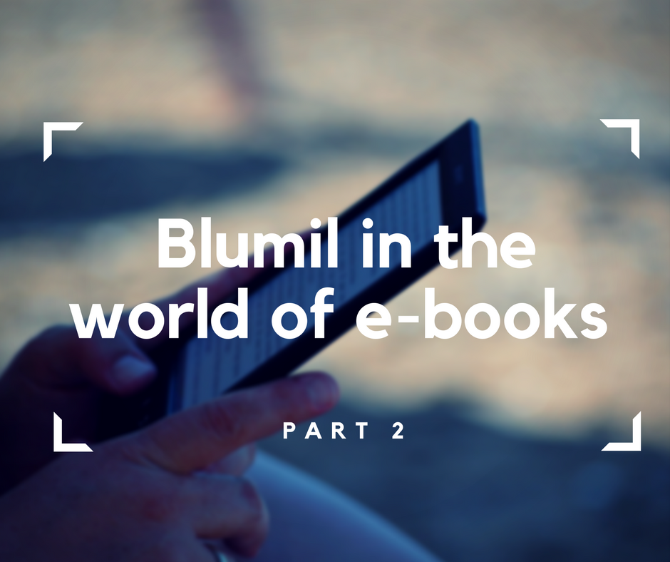 Blumil e-book about accessibility, wheelchair friendly tourism and more, Blumil electric wheelchair