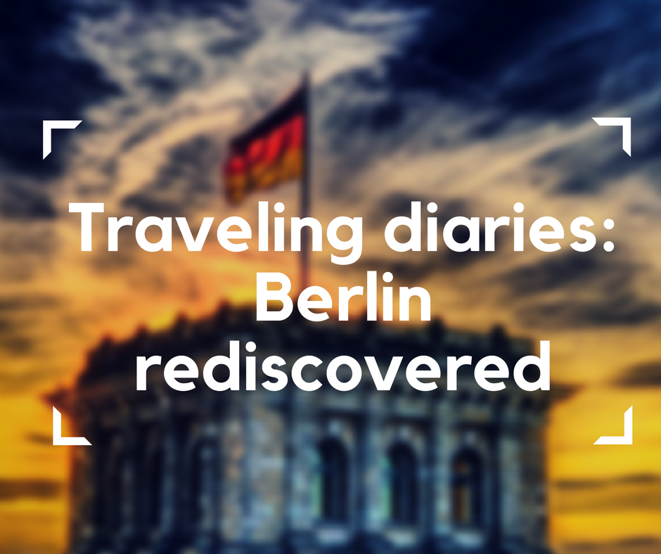 Berlin rediscovered, accessibility in Berlin, Germany, wheelchair friendly tourism, electric wheelchair