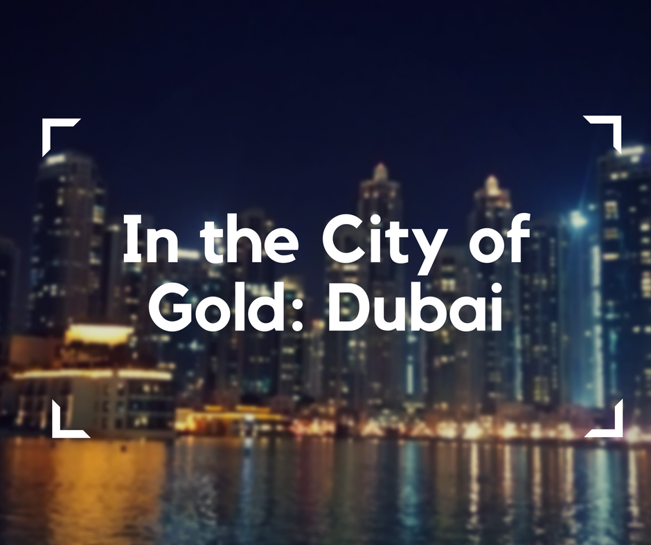 Dubai, city of gold, accessible travel, electric wheelchair, wheelchair friendly travel