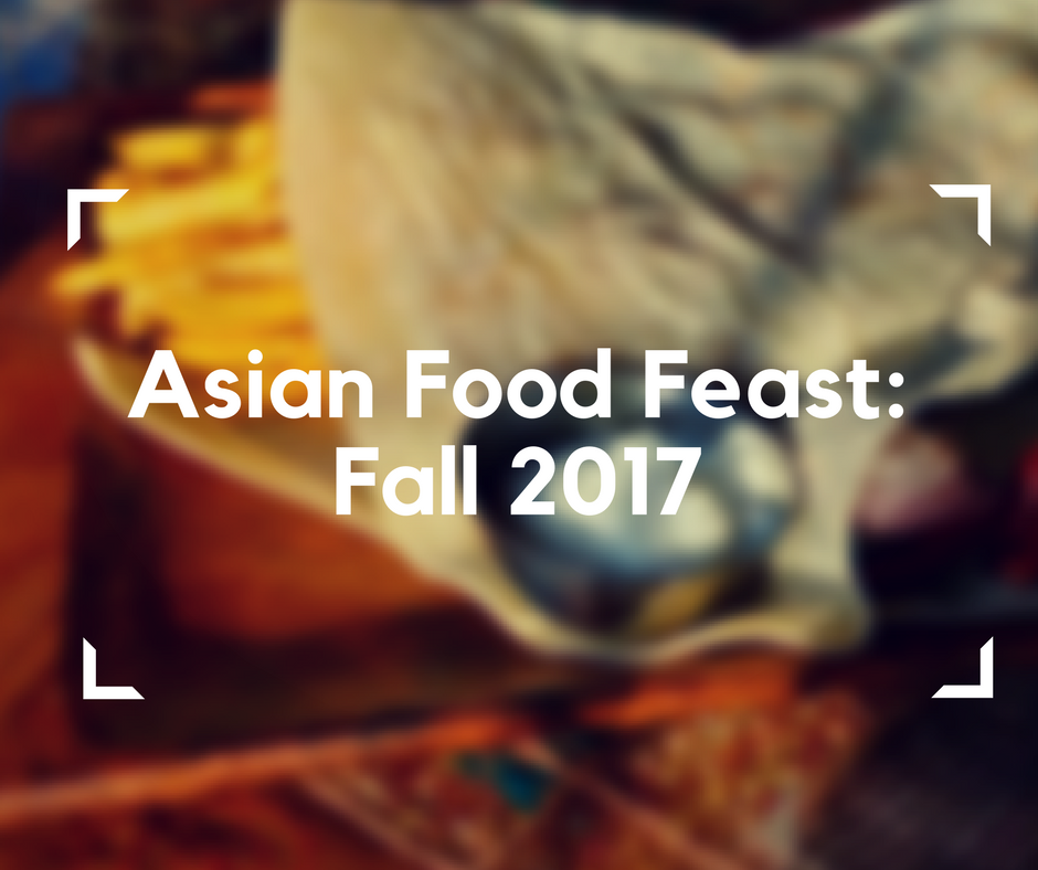 Asian Food Feast, foodie, foodie traveling, accessible travel, electric wheelchair