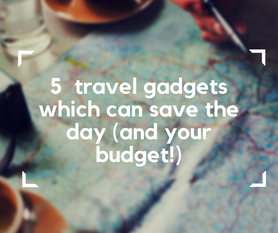5 travel gadgets which can save the day and your budget, electric wheelchair, travel for wheelchair users, wheelchair friendly travel, accessible trips