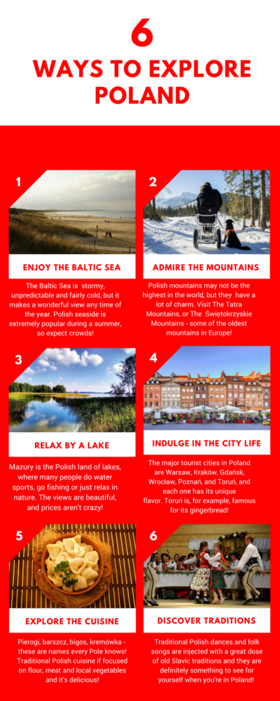 places to visit in Poland, electric wheelchair, Poland for wheelchair users, accessibility in Poland, travel Poland, visit Poland, attractions in Poland, accessibility in Poland, best accessible vacations in Poland, all-terrain wheelchair, all-terrain electric wheelchair