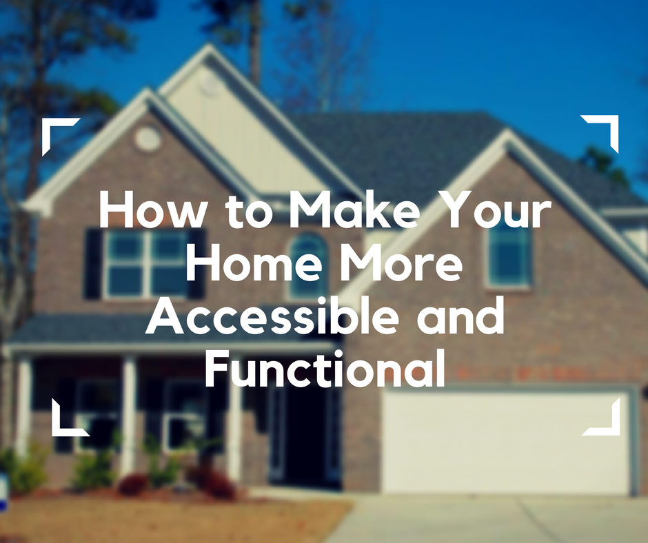 How To Make Your Home More Accessible And Functional Wheelchair Friendly House