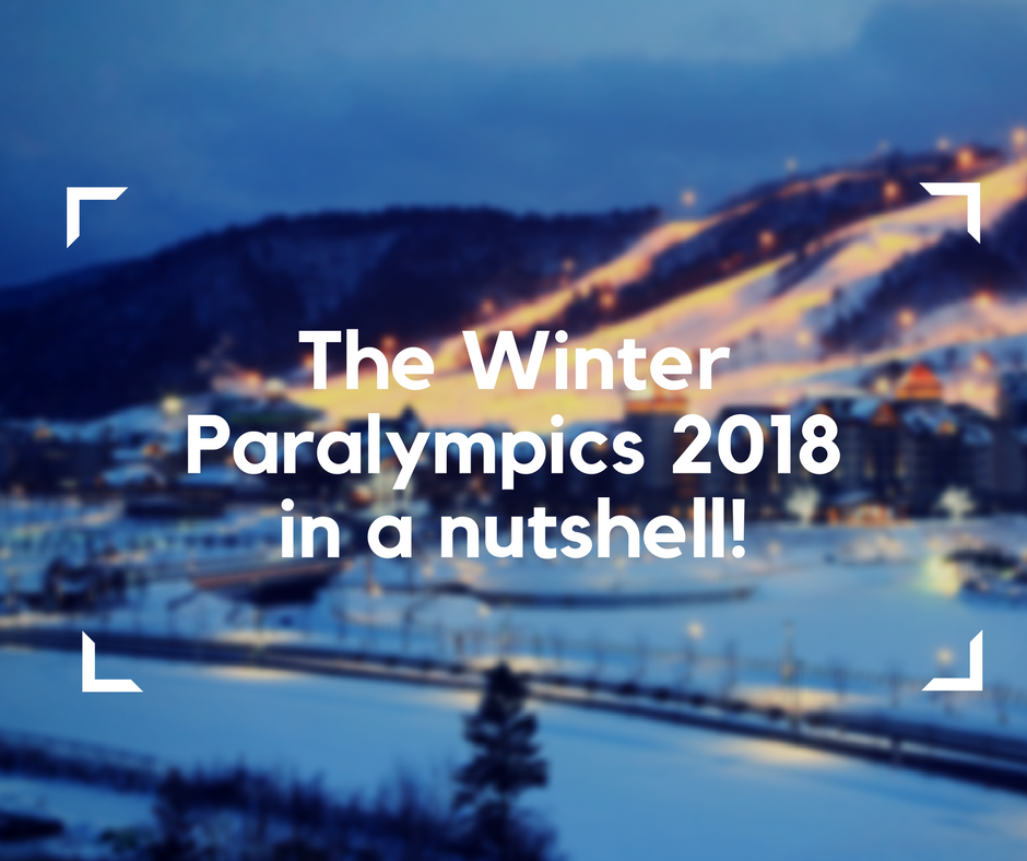 The Winter Paralympics 2018, Winter Paralympics in Korea, sports for wheelchair users, winter sports for wheelchair users, electric wheelchair, all-terrain wheelchair, accessible travel, off-road wheelchair