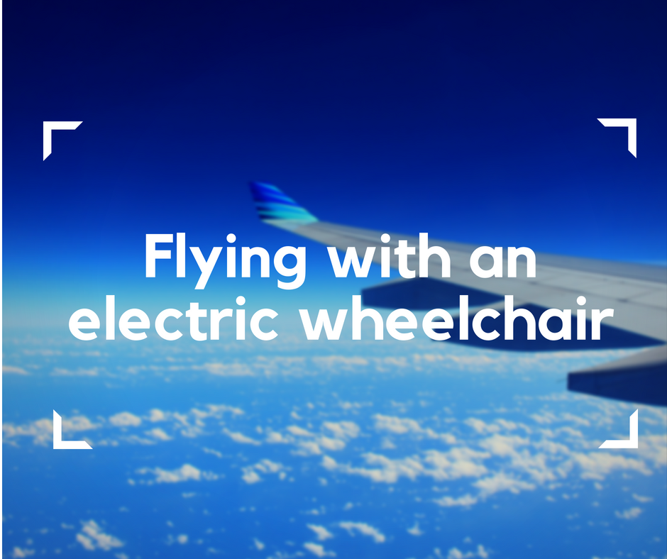 electric wheelchair, flying with an electric wheelchair, flying in an electric wheelchair, accessible travel, accessible flying, flying for wheelchair users, flying in a wheelchair, wheelchair friendly transport, wheelchair friendly travel